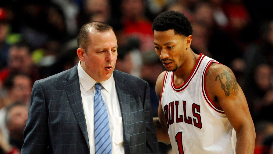 88d29b65c223 A possible reunion between Rose and former coach Tom Thibodeau  Intriguing.  Will it work  Not so much.