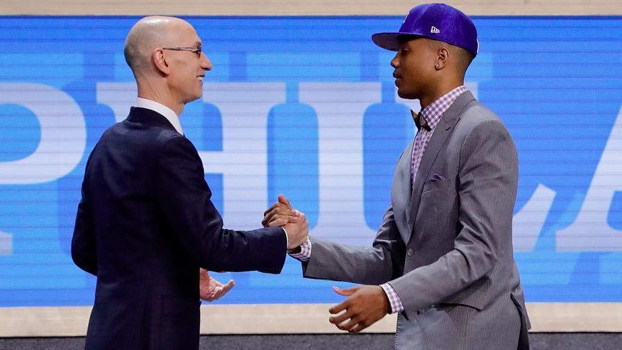 The 2017 NBA Draft garnered 11% more social engagement than a year ago