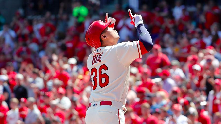 Cardinals option struggling Diaz to Memphis