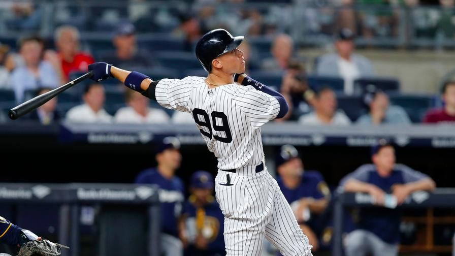 Aaron Judge wins 2017 Home Run Derby, all our hearts