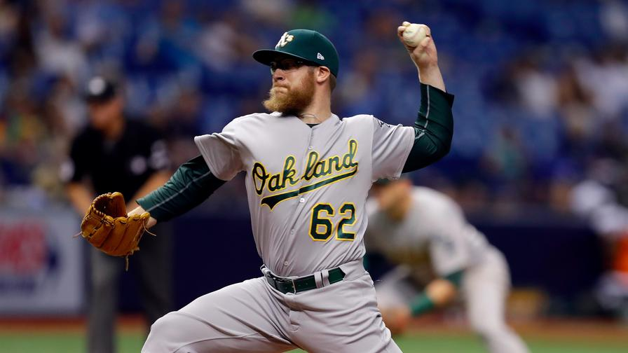 Nationals overhaul bullpen with trade for Sean Doolittle, Ryan Madson