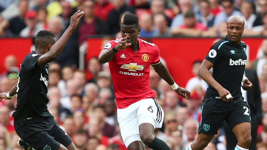 Martial backs Pogba for Ballon d'Or within five years