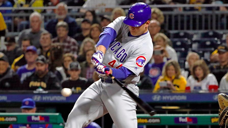 Bryant hits 3-run HR, Cubs roll