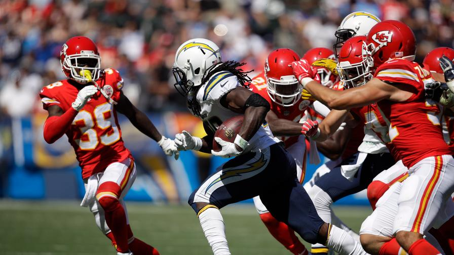 Chargers rookie wide receiver Mike Williams set to debut Week 6