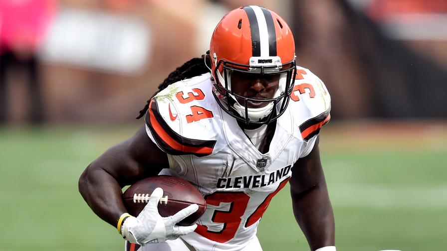 the latest b88b4 2b86a Why Is Isaiah Crowell Still Dominating Touches in the ...