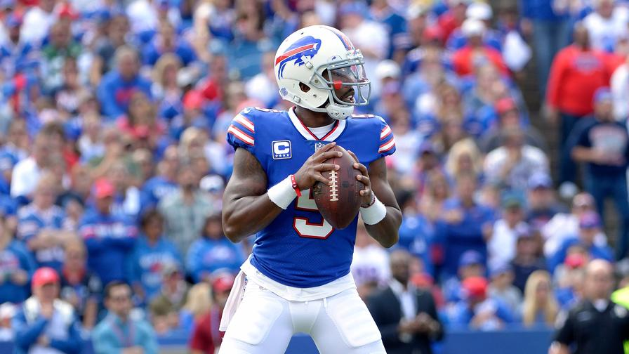 Tyrod Taylor Has Turned Out to Be a Much Better Quarterback Than Joe