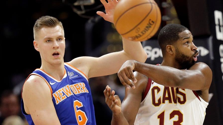 Porzingis returns to score 34, Knicks beat Kings 118-91