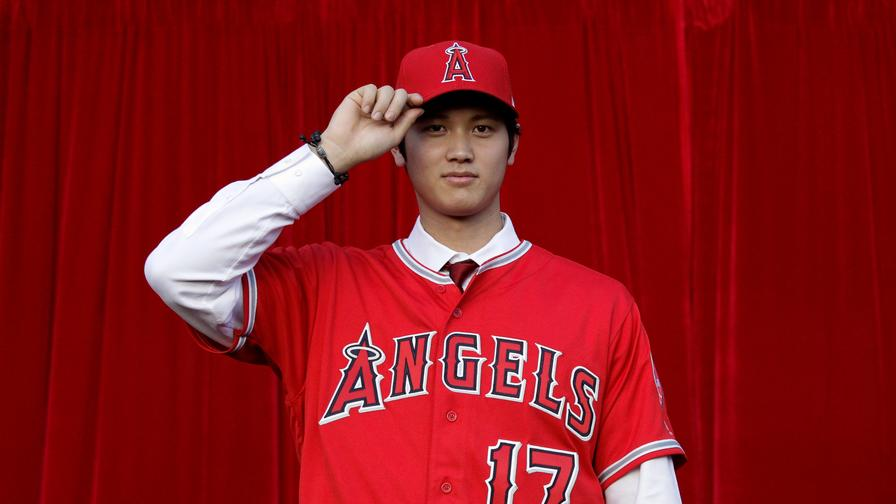 New Angel Shohei Ohtani Has a Damaged UCL in Pitching Elbow