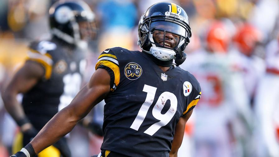 Will Antonio Brown play on Sunday?