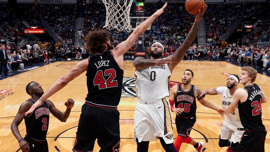 f217bbb63f58 DeMarcus Cousins Just Delivered One of the Greatest Fantasy ...