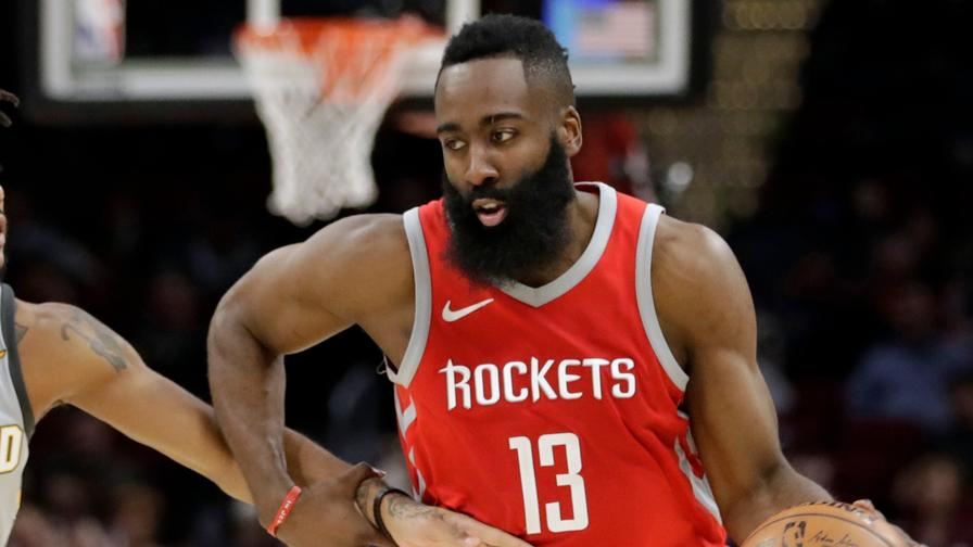 Chris Paul lauds Rockets' teammate James Harden and his MVP chances