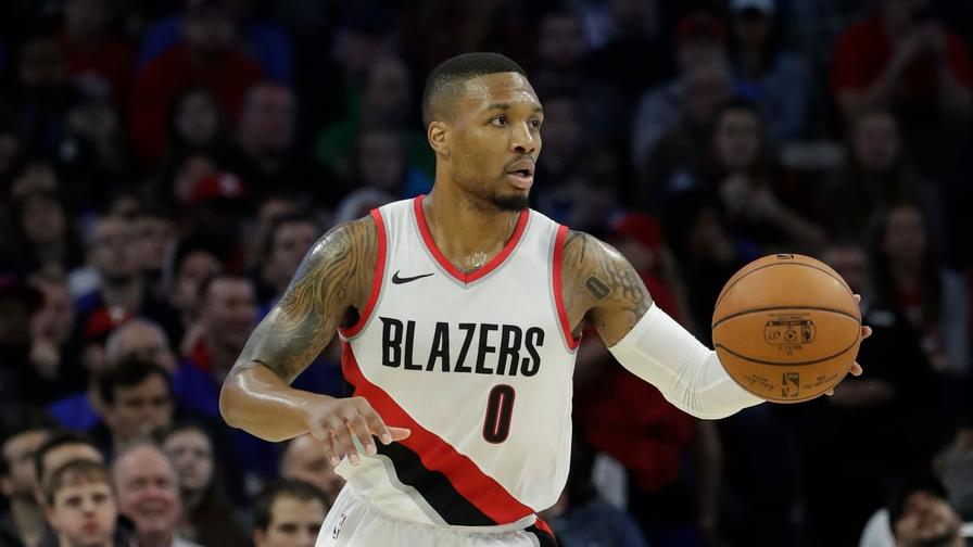 Lillard, Blazers aim to add to Kings' skid