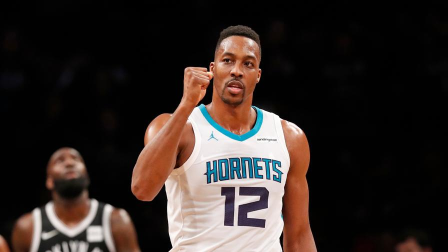Howard has 32 points, 30 rebounds in Hornets' win over…