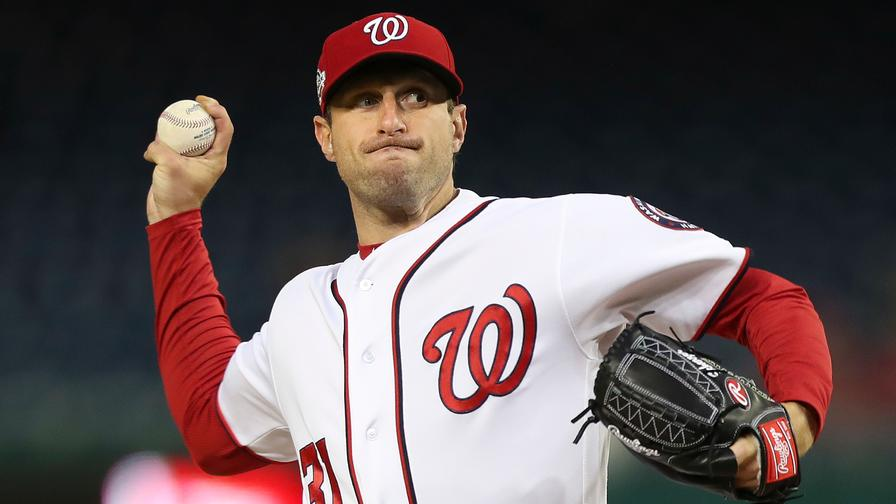 Battle of the Aces: Max Scherzer takes on Clayton Kershaw tonight