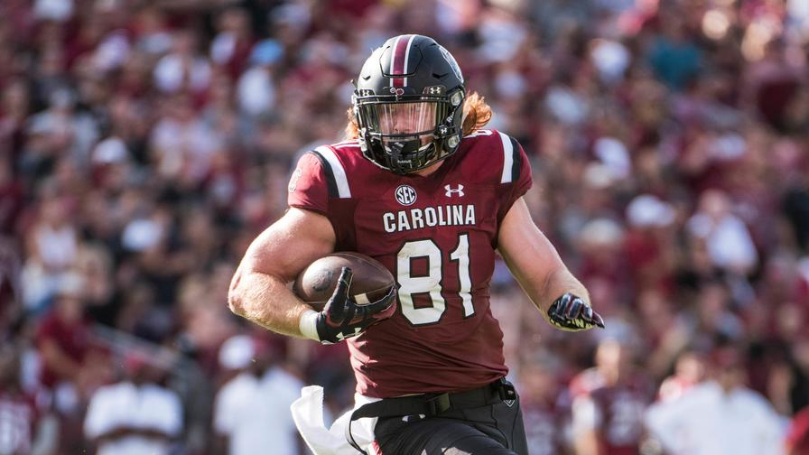 official photos 49a63 8ad5d What Does Hayden Hurst Bring to the Baltimore Ravens ...