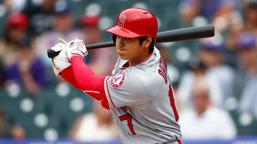 Double threat Ohtani strikes out 11 as Angels edge Twins