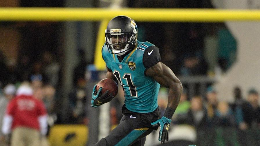ce24bc0f Marqise Lee Is the Jacksonville Jaguars' Receiver You Want in ...