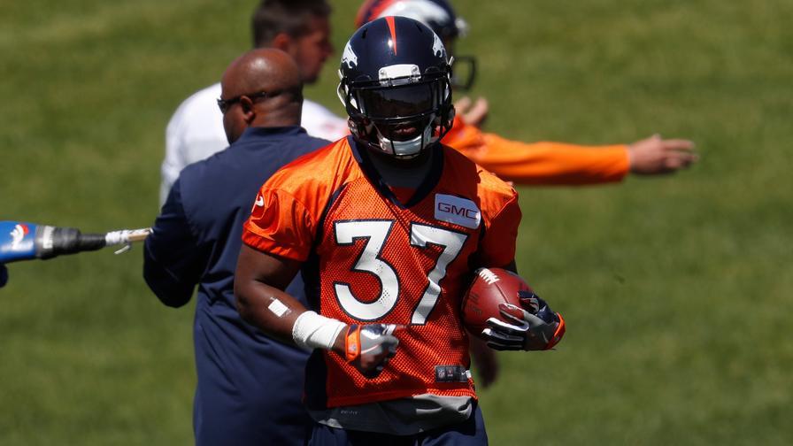 online store f3f57 79d5b Fantasy Football: Royce Freeman is the Denver Broncos ...