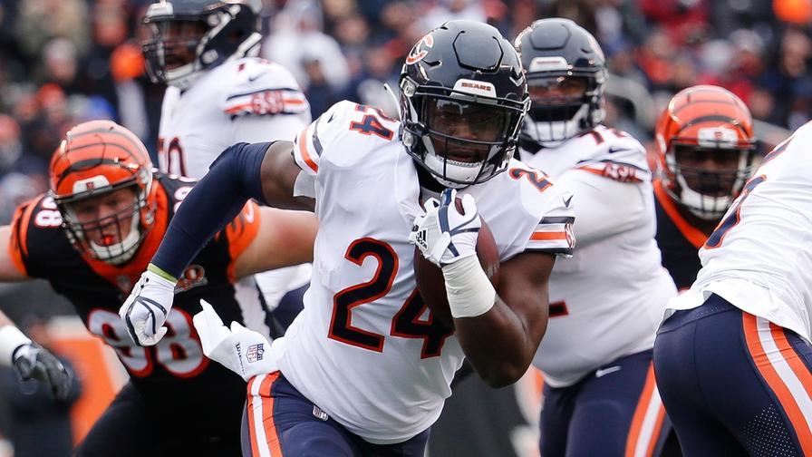 Fantasy Football: Jordan Howard Is a Value in the Chicago Bears' New