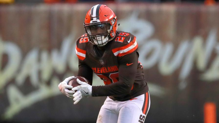 The Browns have a good problem on their hands with oodles of depth at the  running back spot. How can Duke Johnson 66a9ad630