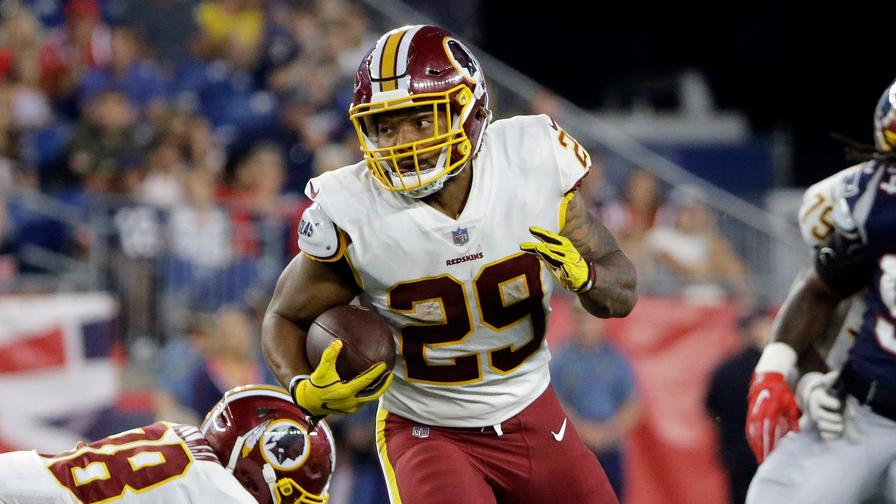 premium selection 0ecfe e1b00 Fantasy Football: What Does the Derrius Guice Injury Mean ...