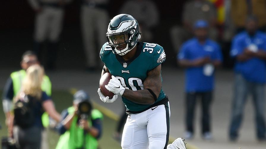 8043367c8 Corey Clement checks a lot of boxes as a late-round sleeper. Which other running  backs did our football staff identify as breakout candidates