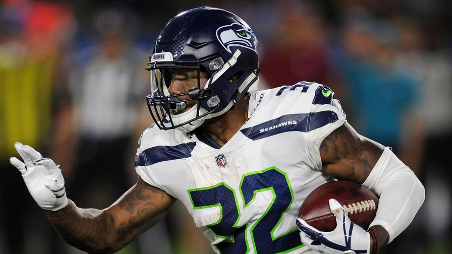Fantasy Football Can Chris Carson Hold On As The Seattle Seahawks