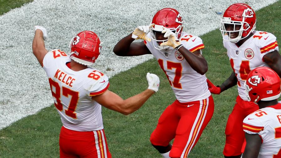 NFL Power Rankings Week 3: Chiefs, Bears & Rams on the Rise
