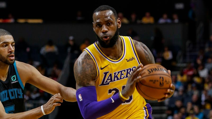 a24b4c05819 LeBron James is having one of the most efficient fantasy seasons of his  career. Which other high-priced players should be on your radar on Tuesday