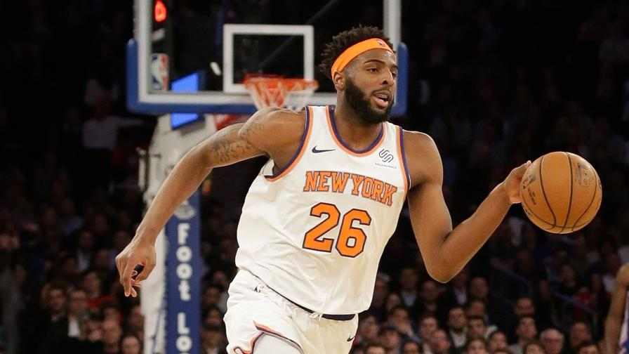 edd68fde8779 Mitchell Robinson is a top-10 player in fantasy hoops over the last month  and is still unowned in some leagues somehow. Which other waiver wire adds  should ...