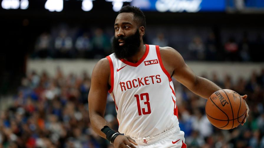 686d5148d69 James Harden offers big upside in a potential shootout against the  Warriors. What other high-priced players should be on your radar