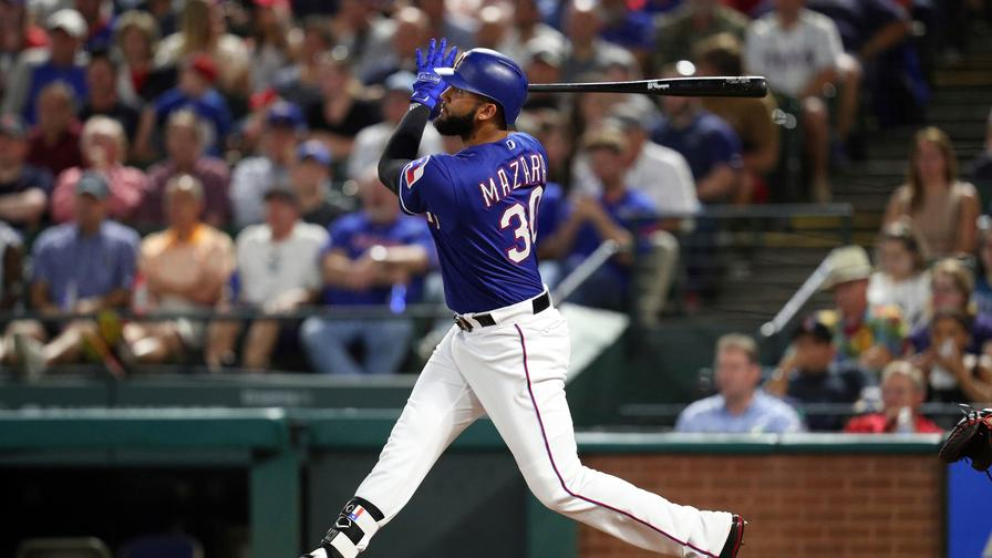8002effdbd8 Nomar Mazara is off to a sluggish start, but when you pop the hood on him,  there's a lot to like. Which other hitters should you be buying in season-long  ...