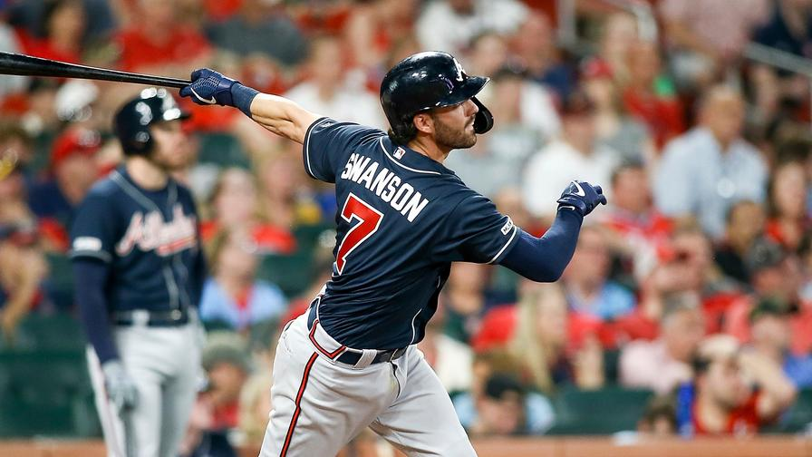 d39b86a22 Yesterday s Perfect MLB DFS Lineups  Friday 5 24 19