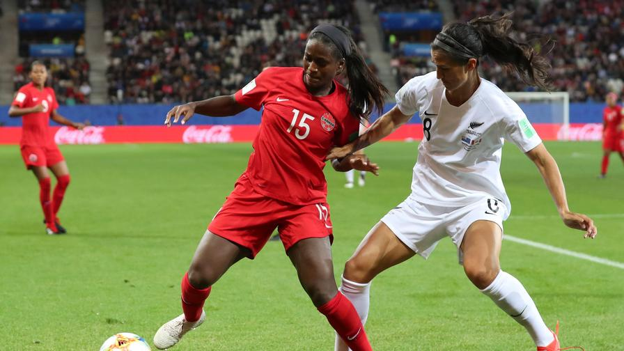 FanDuel Women's World Cup Daily Fantasy Helper: Thursday 6/20/19