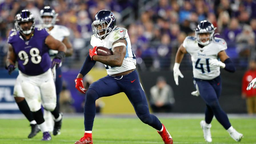 AFC Championship Game Preview: Can the Chiefs Slow Down Derrick Henry?