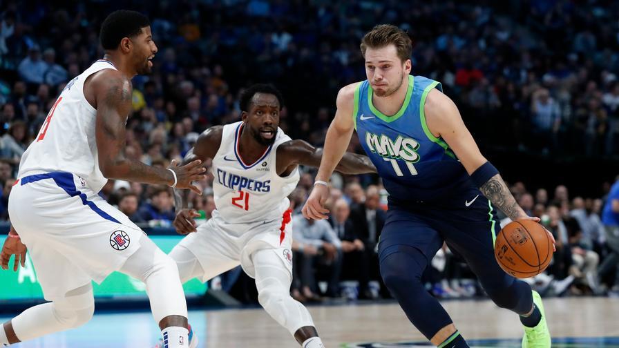 Fanduel Single Game Basketball Helper Clippers At Mavericks