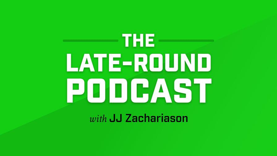 Fantasy Football: The Late-Round Podcast, Bailing on Unproductive Rookies