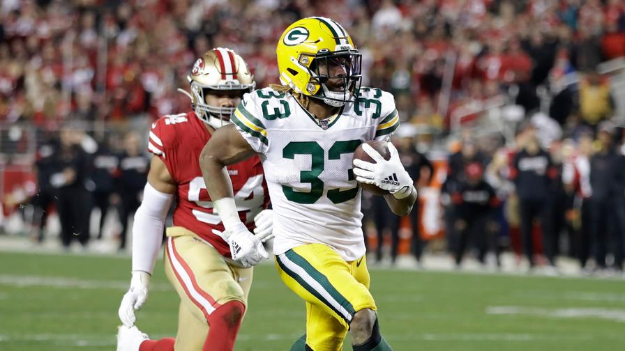 Fantasy Football Does Aaron Jones Have Too Much Working Against Him This Year