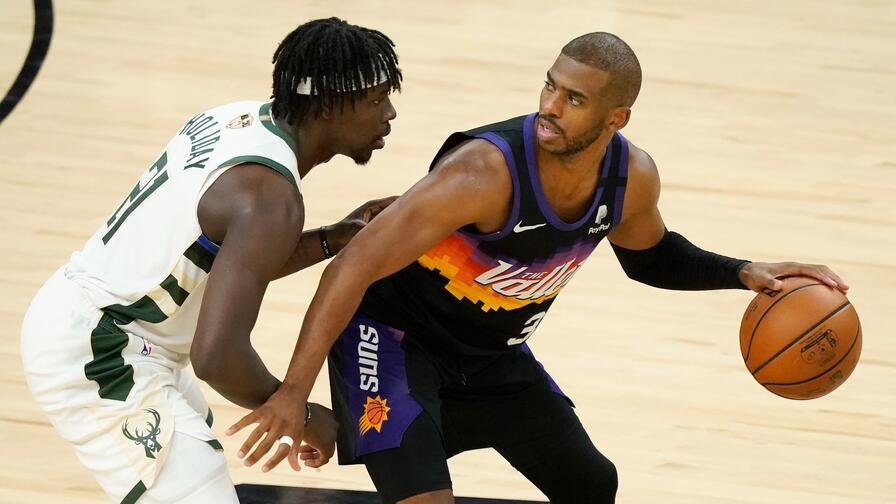 FanDuel Single-Game Daily Fantasy Helper: NBA Finals Game 3 (7/11/21)