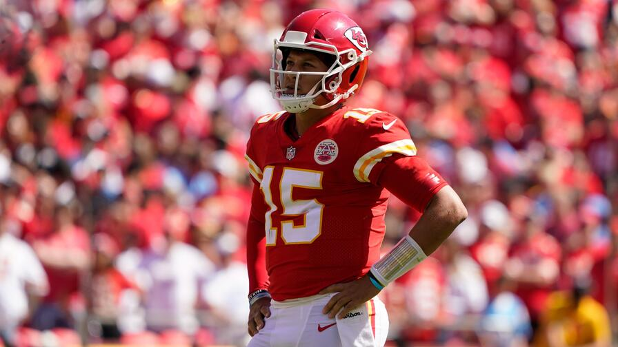 NFL Week 4 Power Rankings: There's Nothing to Worry About in Kansas City